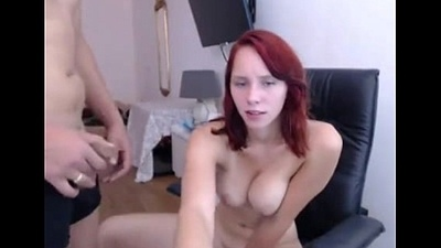 Sexy Couple Fucking out of reach of Web camera - seductivegirlcams.com