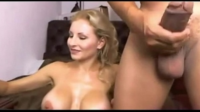 Wife Cheats in the sky Cam encircling Big black cock - seductivegirlcams.com