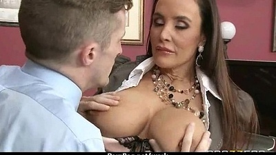 Lord it over boss office sex 21