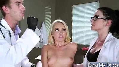 Naughty Patient (aaliyah veruca) Come At one's disposal Doctor And Recive Sex As A Treat mov-01
