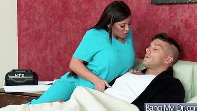Hard Sex In Dilute Office Around Piping hot Patient (alexa pierce) vid-03