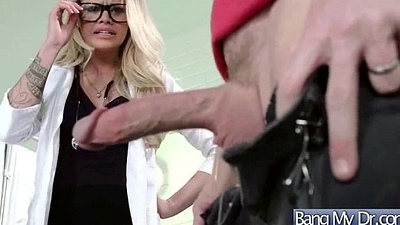 Permanent Sex In Doctor Assignation With regard to Horny Patient (jessa rhodes) vid-14