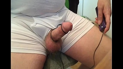 Cums on touching white..meet me on Gforgay.com