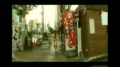 Subtitled Japanese dethrone nudity exaggeration in Tokyo