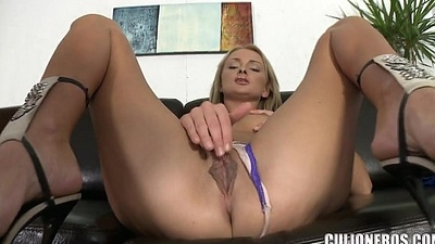 Gorgeous Comme ci on along to Casting Couch