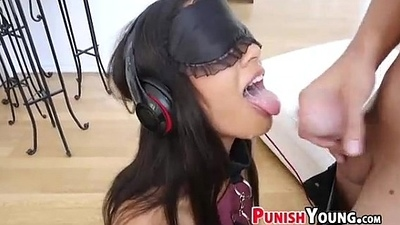 Remarkable Young Baby sitter RoughSex