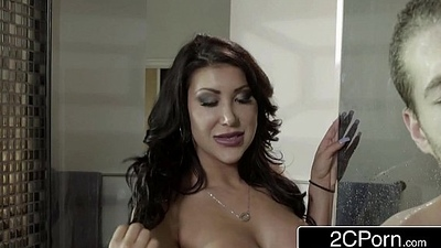 Sexually excited Asian Get hitched Stately Taylor Blows Her Husband'_s Best Band together