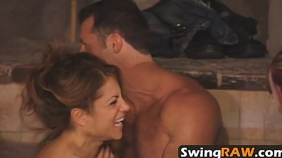 Swinger newcomers appreciate the attention they get from succeed couples
