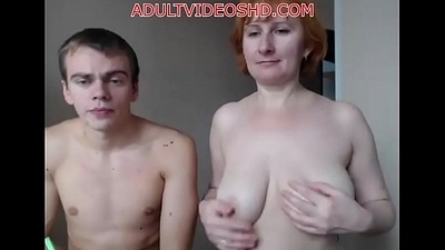 oral-stimulation with an increment of cum inside her wet pussy  - AdultVideosHD.com
