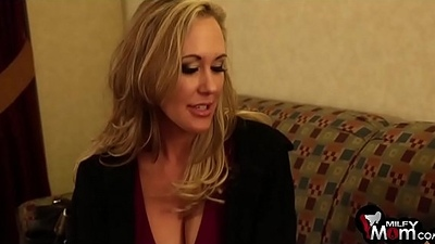 Brandi A torch for screams as she gets her selfish vagina nailed hard - MilfMom.com