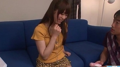 Amateur gangbang with toys for Moe Sakura - Back at Javhd.net