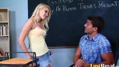 Teacher forced to student,student forced to teacher