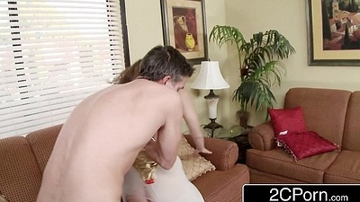 Cheating Fit together Alex Accident Gives Her Anal invasion Virginity to Husband'_s Lash Friend